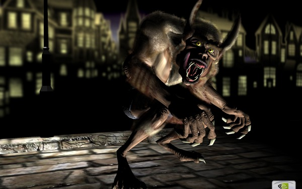 GeForce4 Wolfman (PC i Mac)